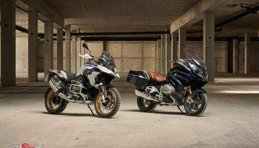 New Model: 2019 BMW R 1250 GS & R 1250 RT