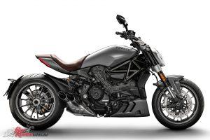 2019 Ducati XDiavel Matt Liquid Concrete Grey revealed