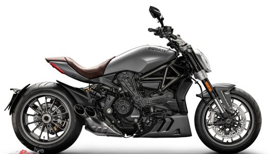 Ducati announces all new 2019 XDiavel colour scheme