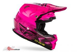 2019 Fly Racing Toxin helmet