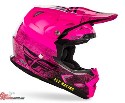 2019 Fly Racing Toxin helmet