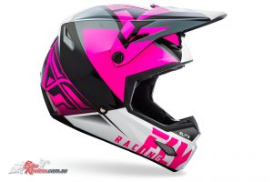 2019 Fly Racing Elite helmet