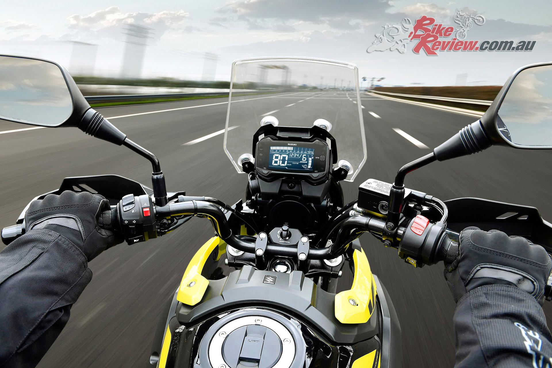 New Model 2019 Suzuki V Strom 250 Bike Review