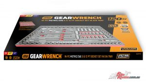 Gearwrench also boasts updating packaging, along with a host of new tools