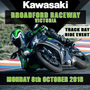 Kawasaki Team Green Australia Ride Day