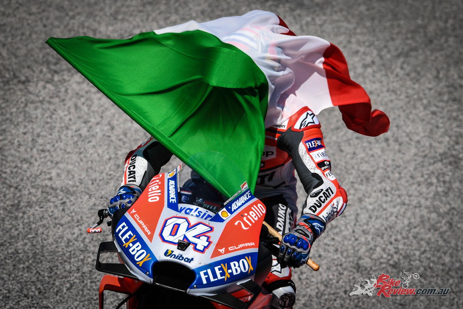 Andrea Dovizioso - MotoGP 2018 Misano
