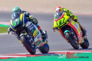 Remy Gardner - MotoGP 2018 Misano