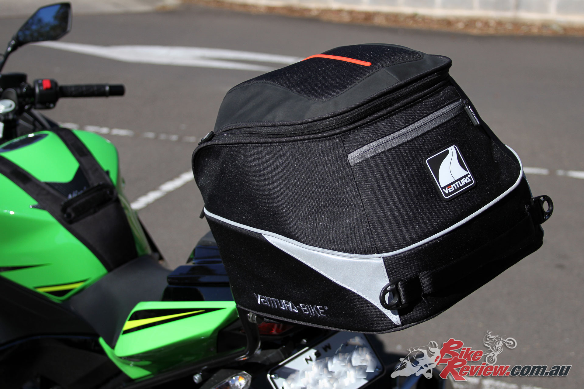 Ventura's EVO-22 Jet Stream Kit offers a new mid-capacity luggage option