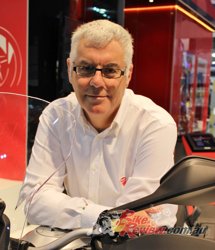 Warren Lee, CEO of NF Importers and Ducati Australia & New Zealand has today retired after 40-years at NFI.