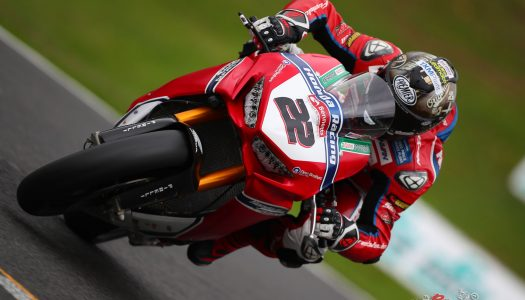 Rough weekend for O'Halloran at Oulton BSB
