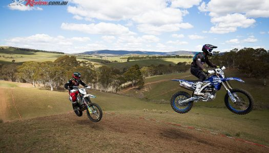 Milner, Sanders and Driscoll complete perfect season at Omeo