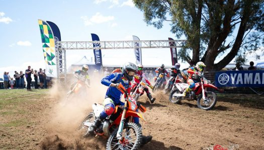 Omeo AORC crowns 2018 Champions in style