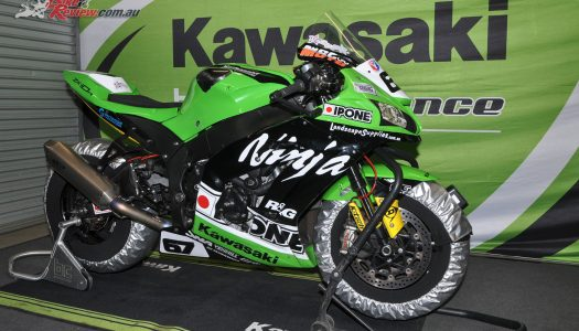 Relph & O'Brien to campaign Ninja 400 with BCPerformance in ASBK