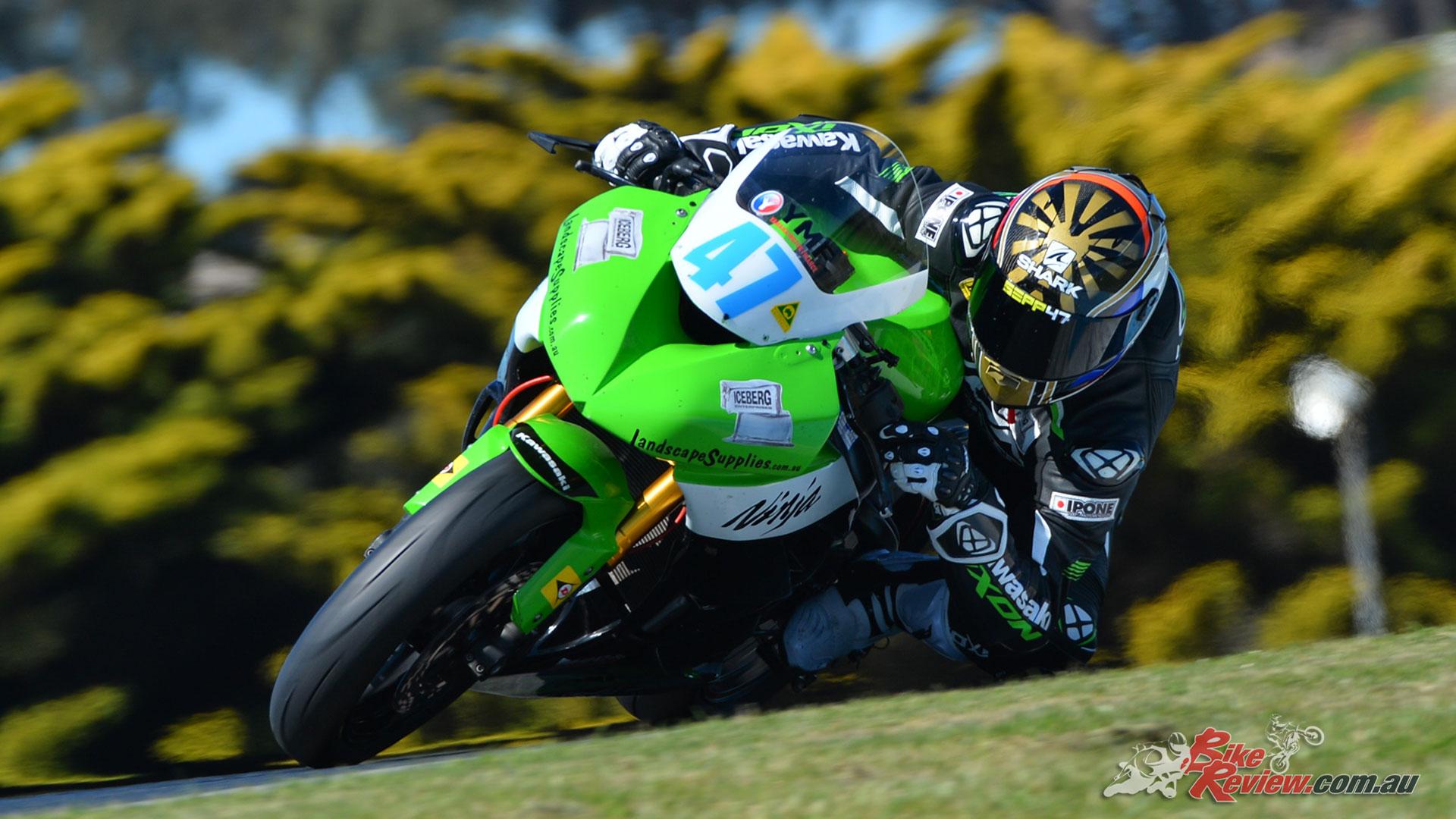 Giuseppe Scarcella - ASBK Round 7 Phillip Island 2018