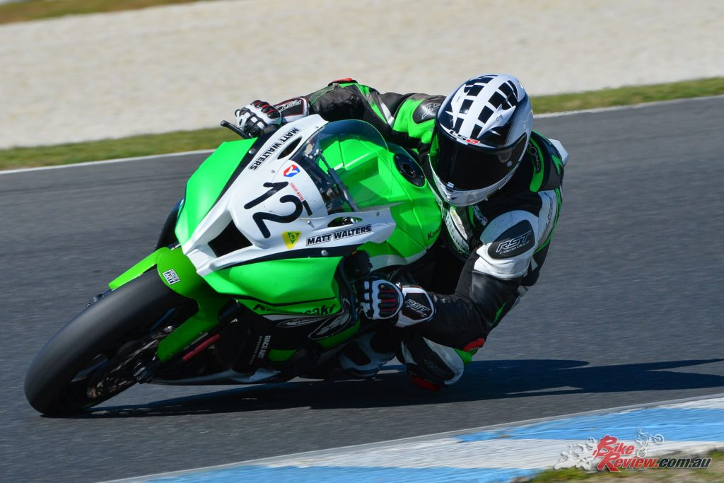 2020 will be the superbike veteran's 11th year on a Kawasaki motorcycle.
