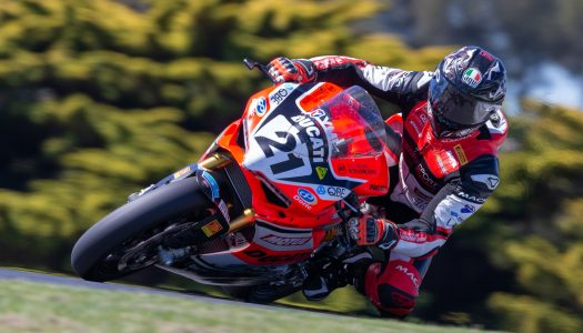 Bayliss and Rees end ASBK season on a high note at Phillip Island