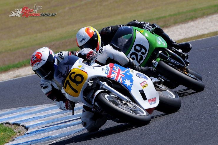 Superbike Masters come to Phillip Island ASBK