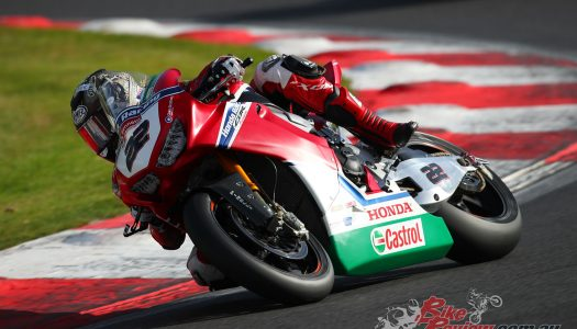O'Halloran back on podium at BSB Brands Hatch final