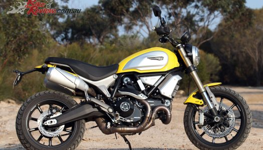 Review: 2018 Ducati Scrambler 1100