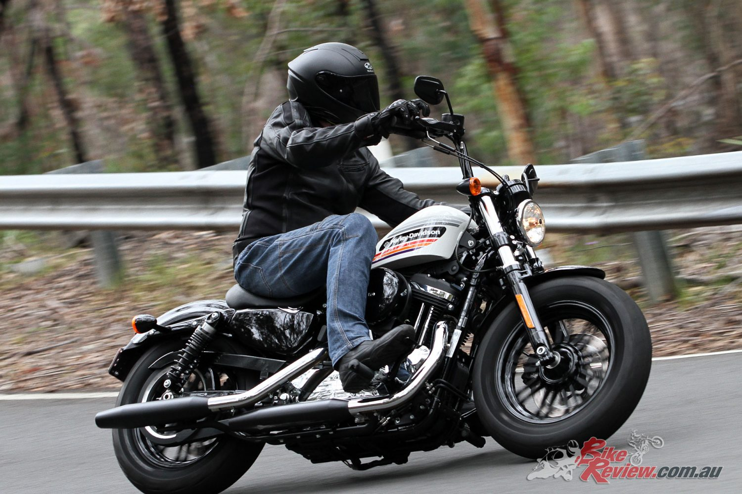 Harley's 2018 Sportster FortyEight Special