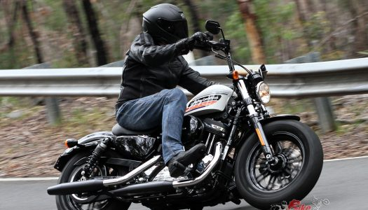 Review: 2018 Harley-Davidson FortyEight Special