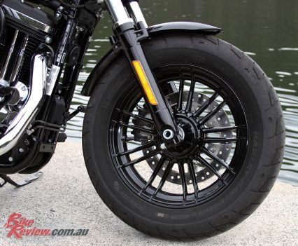 2018 Harley-Davidson Sportster FortyEight Special