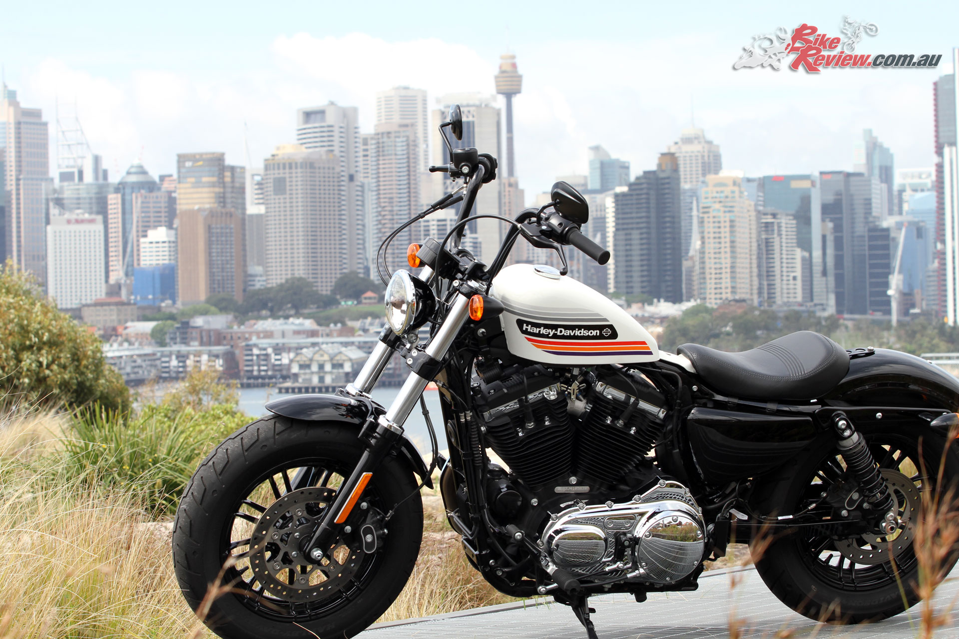 Comparison H D Sportster Forty Eight Forty Eight Special Bike Review