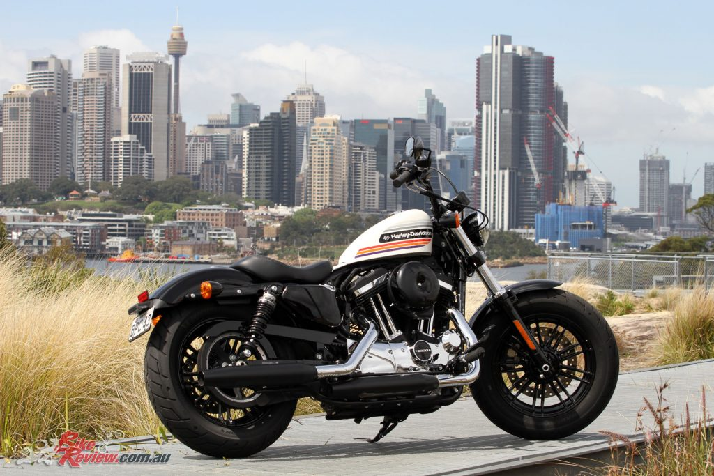 2018 Harley-Davidson FortyEight Special