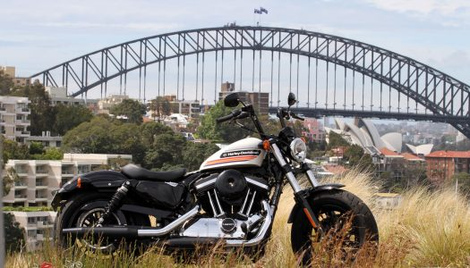 Video Review: 2018 Harley-Davidson FortyEight Special