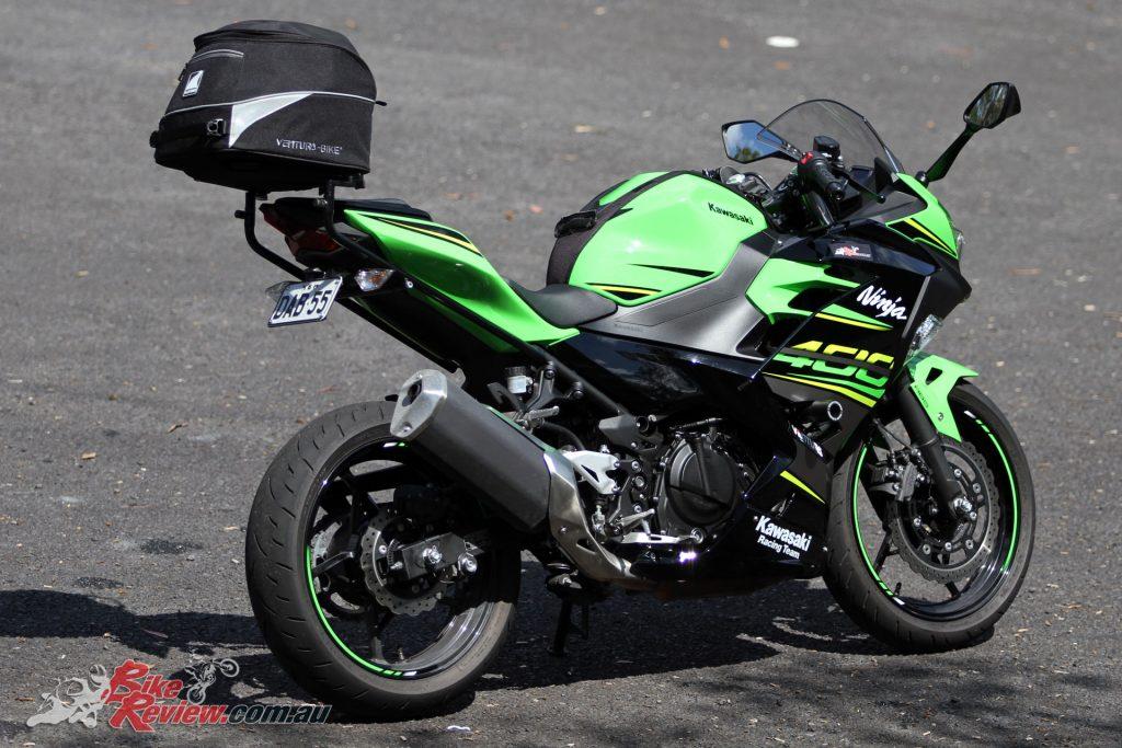 Sensational 2018 Kawasaki Ninja 400 Ventura Evo22 3503 Bike Review Inzonedesignstudio Interior Chair Design Inzonedesignstudiocom
