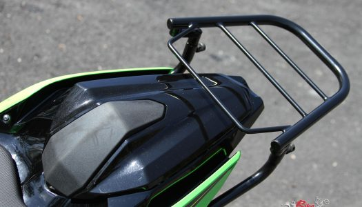 Product Review: Kawasaki Ninja 400 Seat Cowl