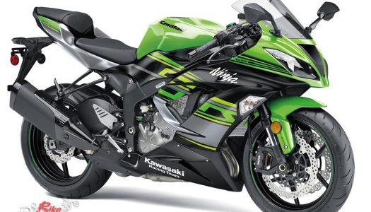 Kawasaki Ninja ZX-6R 636 price drop to $14,799 + ORC