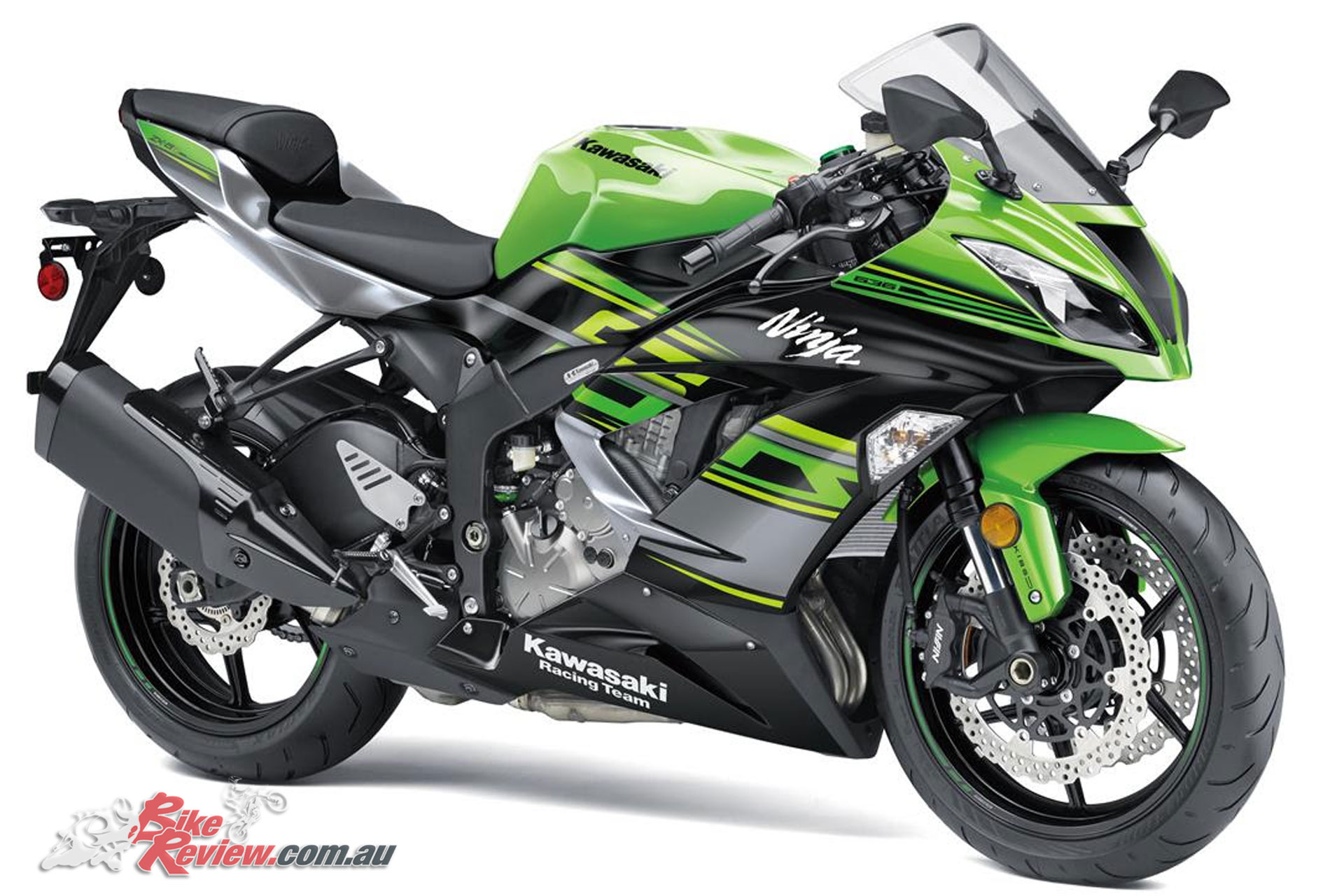 2018 Kawasaki ZX-6R 636 price drop from Oct 31!
