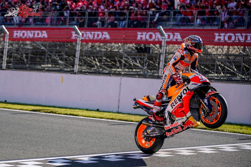 """""""The MotoGP family is working very hard to be able to re-start the racing season and hold as many events as possible"""""""