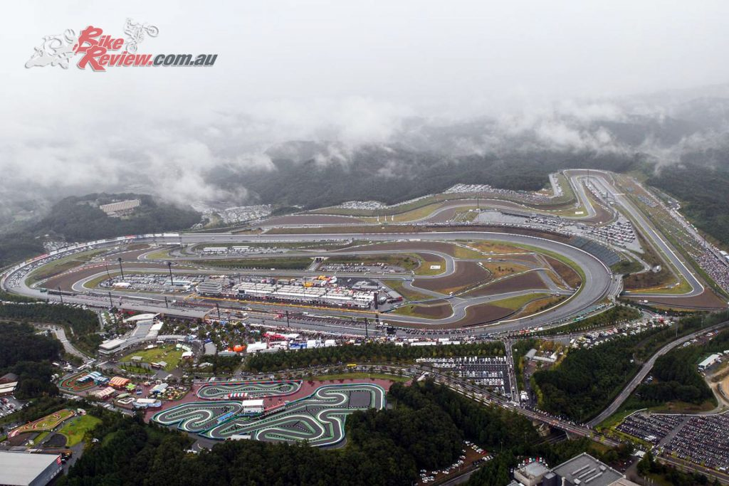Twin Ring Motegi Circuit - Japan