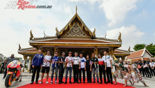 MotoGP lands in Buriram, Thailand