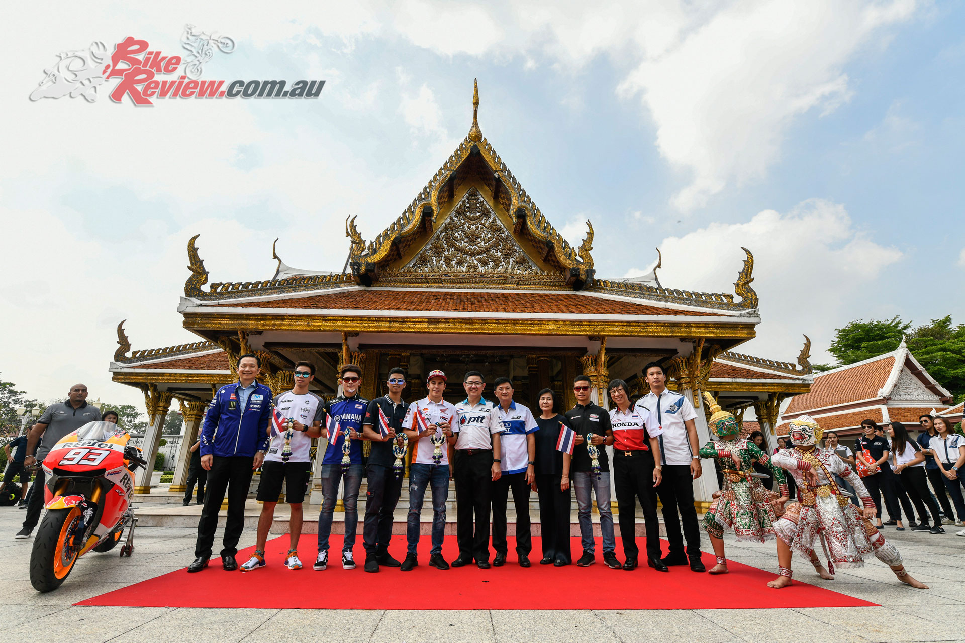 MotoGP heads to Thailand, making history