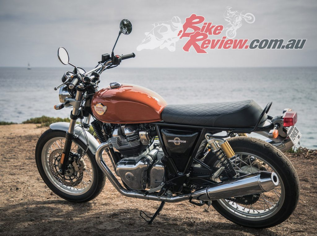 review royal enfield interceptor continental gt 650. Black Bedroom Furniture Sets. Home Design Ideas