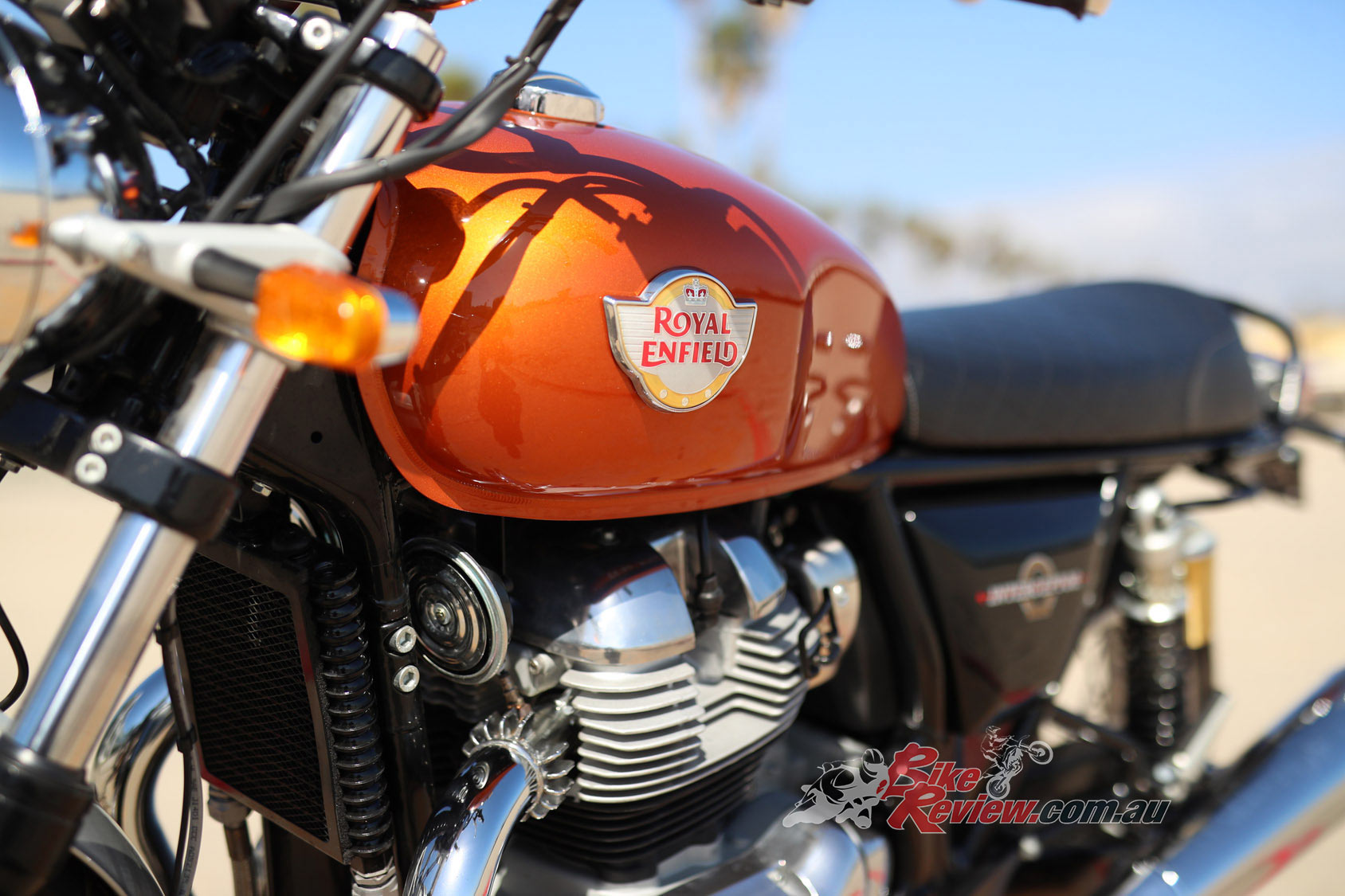 Review Royal Enfield Interceptor Continental Gt 650 Twins Bike
