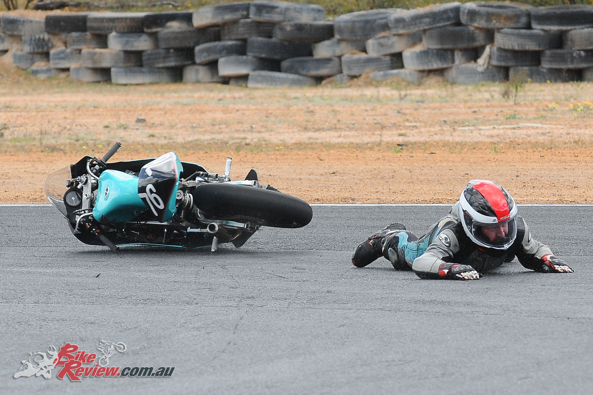 The 125GP State Championship didn't see points recorded at the final rounds due to numbers - WA State RR Championship - Round 4, 2018