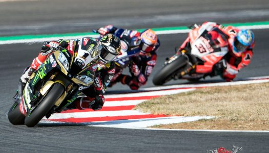 Jonathan Rea makes Magny-Cours another double