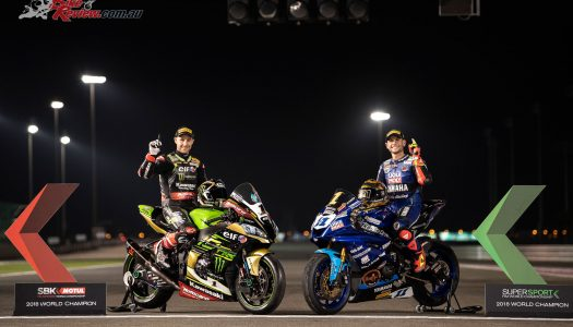 Rea wins Qatar WSBK as weather wreaks havoc