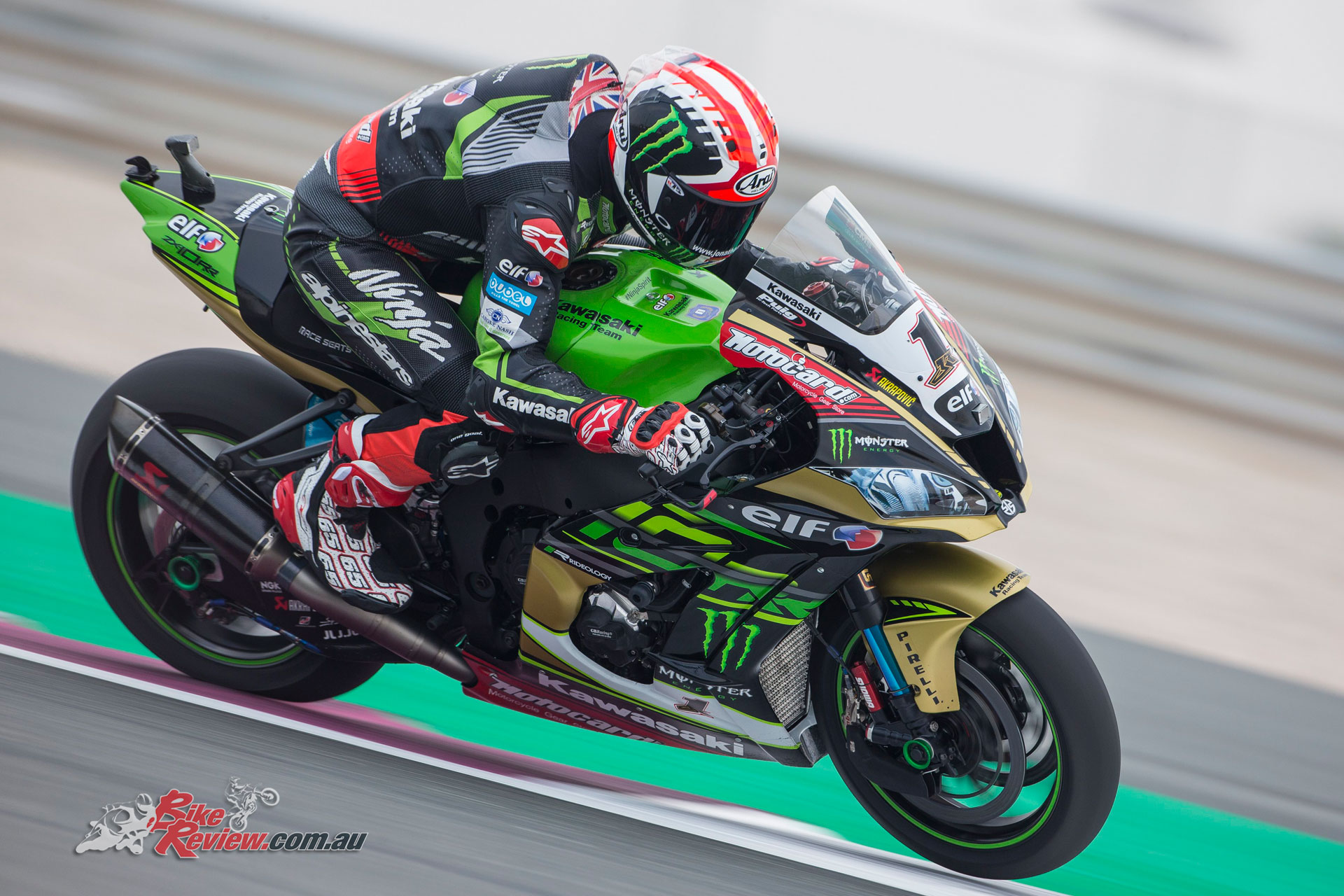 Jonathan Rea - Image by 2Snap