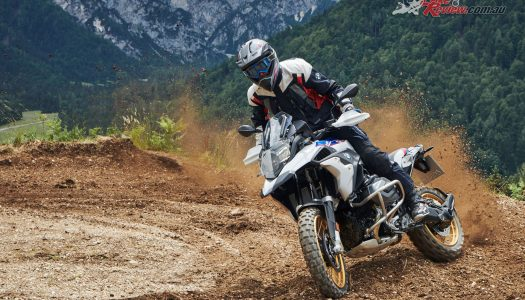 BMW Motorrad extends warranty to three years in Oz