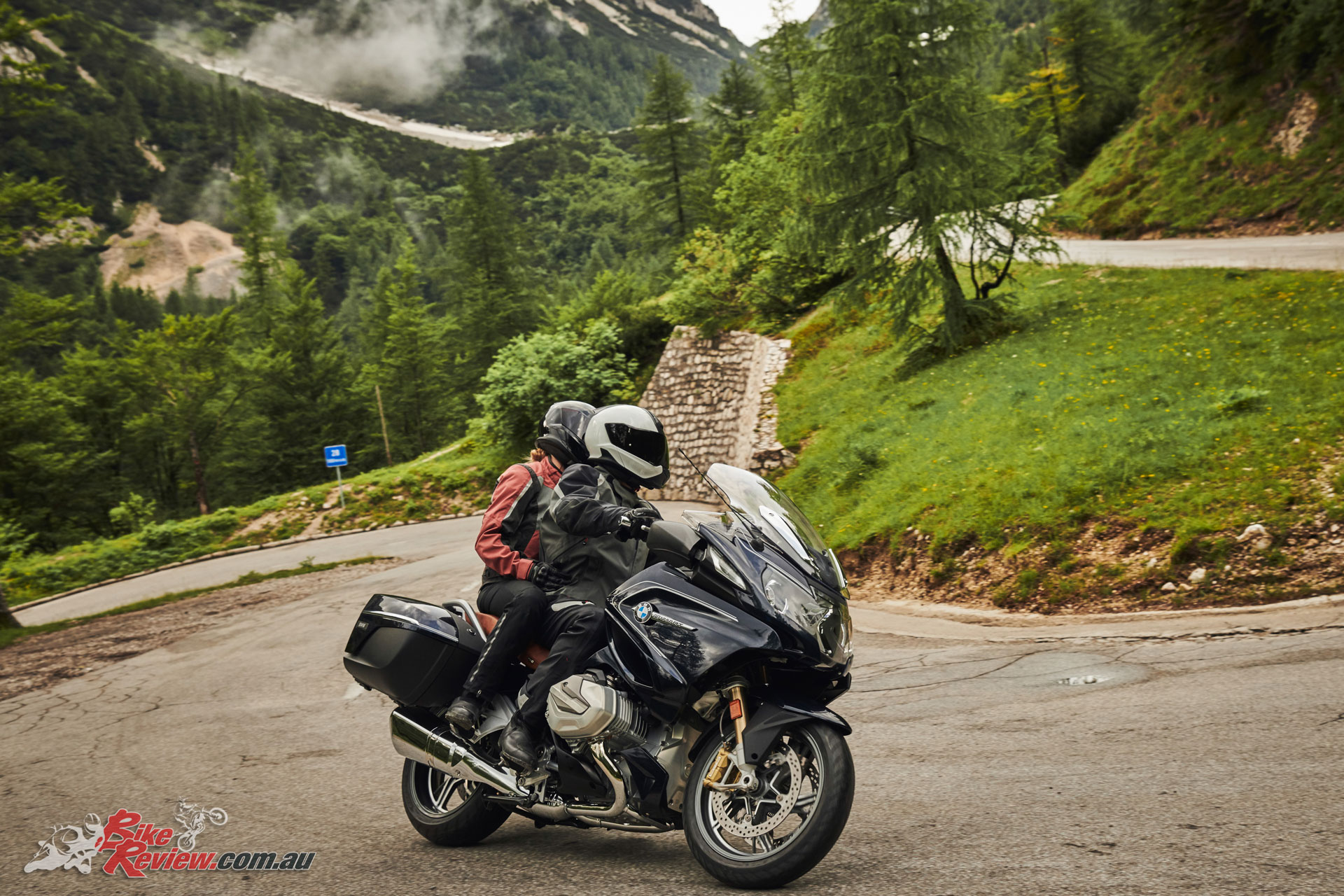 BMW's new R 1250 RT