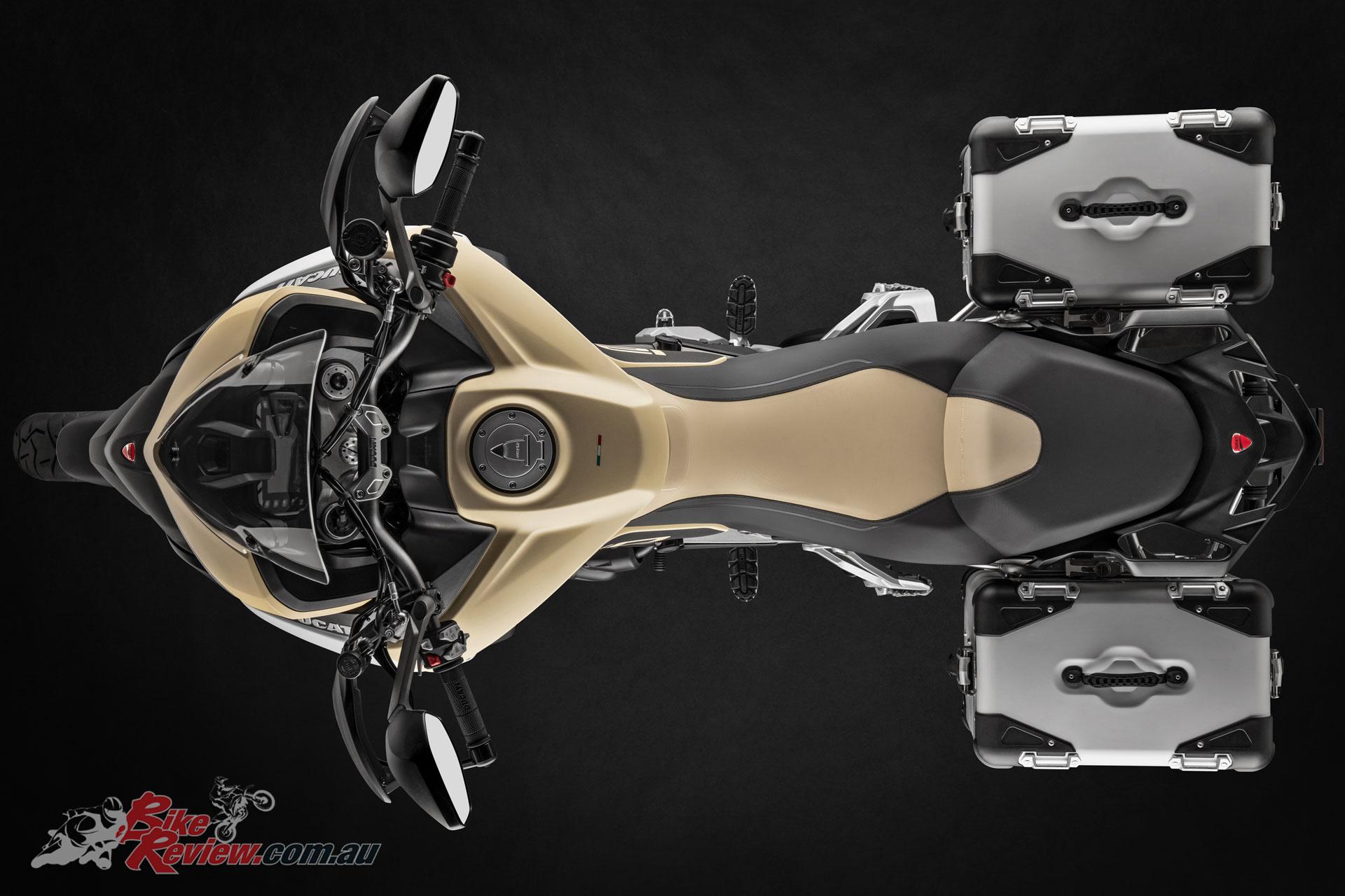 2019 Ducati Multistrada 1260 Enduro