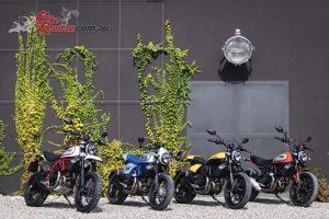 2019 Ducati Scrambler updates -