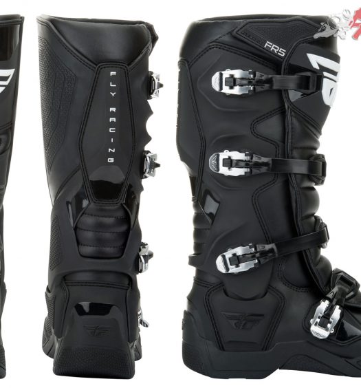 2019 Fly Racing FR-5 Boots now available for $349.95 RRP