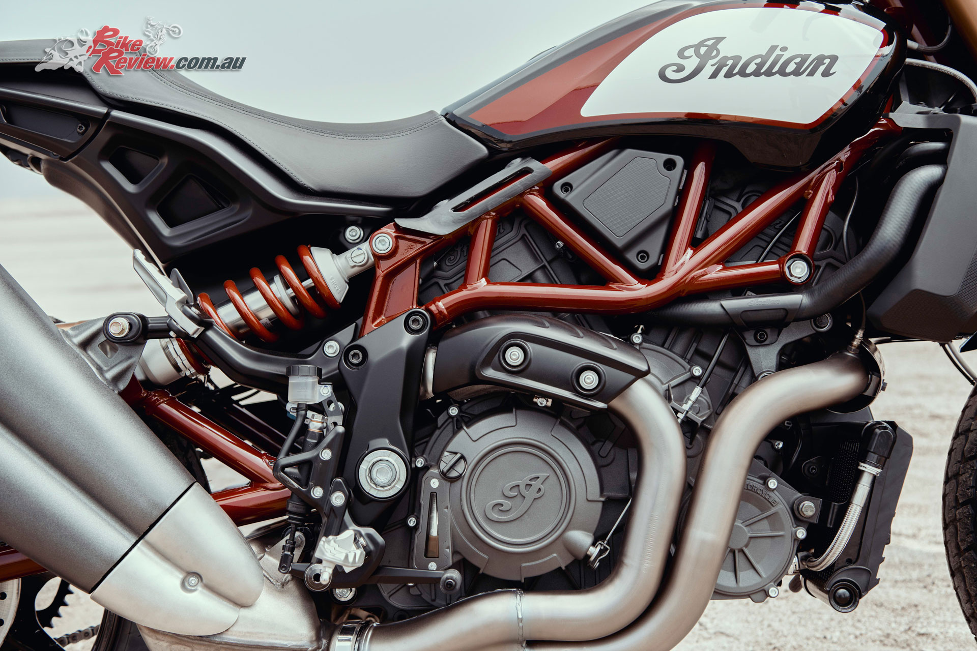 2019 Indian FTR 1200 S