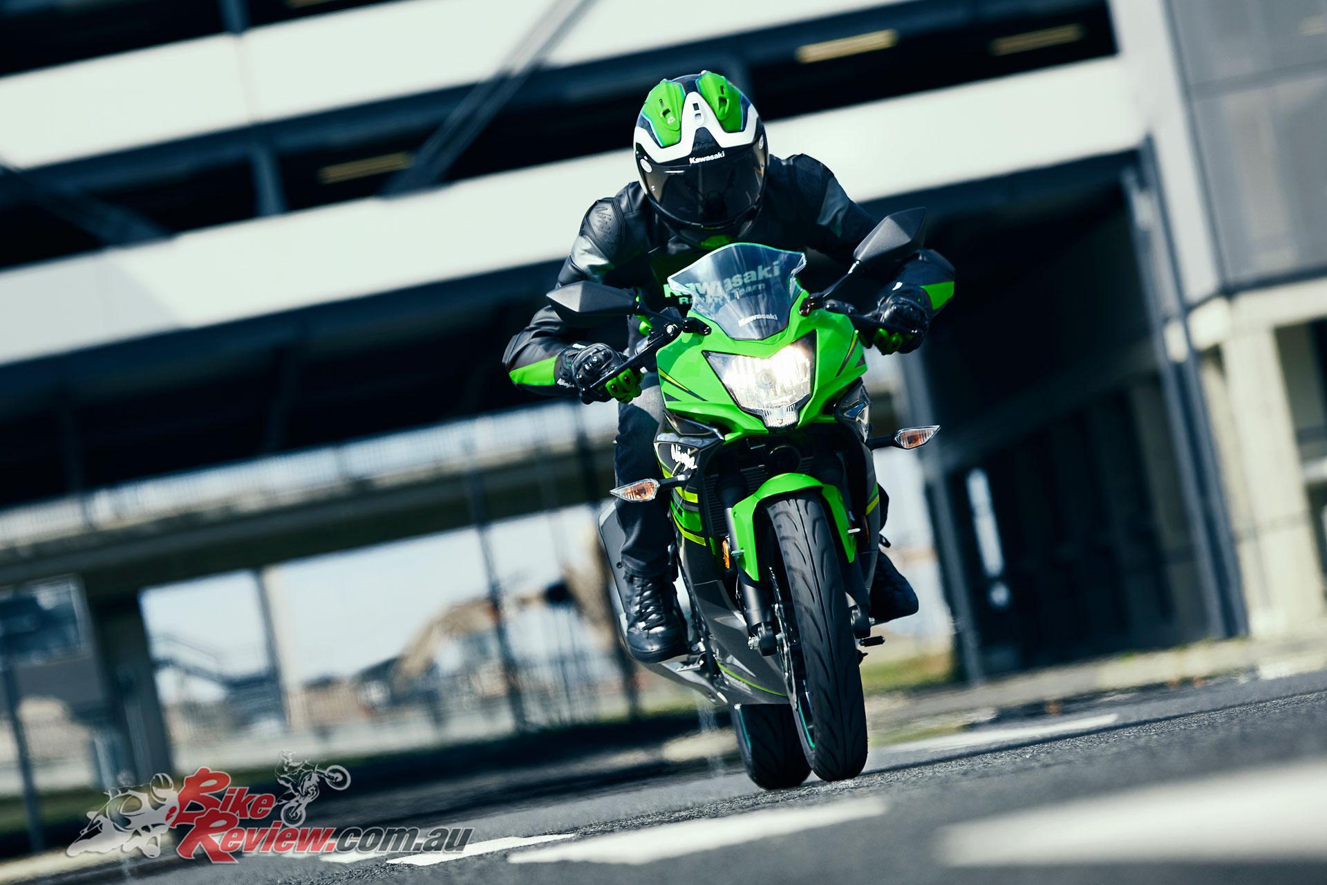 New Model 2019 Kawasaki Z125 Ninja 125 Bike Review